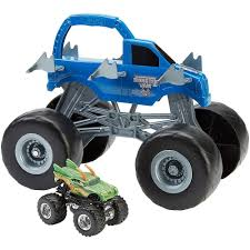 monster jam toy trucks for sale amazon com toys r us exclusive wheels monster jam colossal