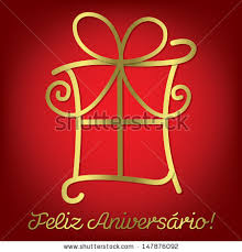 happy birthday portuguese stock images royalty free images