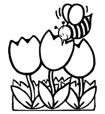 printable spring flowers marvelous printable spring coloring pages on coloring books