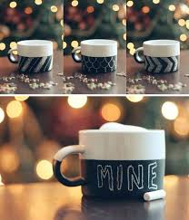 Decorating Porcelain Mugs 10 Diy Hand Painted Mugs A Great Gift For Everyone