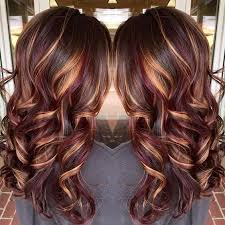 light mahogany brown hair color with what hairstyle 25 best hairstyle ideas for brown hair with highlights dark red