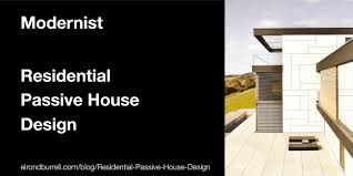 inspiration for residential passive house design passivhaus in
