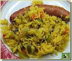 cuisiner des poivrons verts recette de riz aux poivrons verts rouges et chorizo à griller