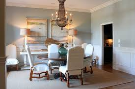 kentucky haze paint color dining room craftsman with white painted