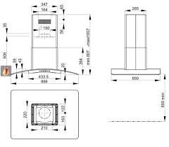 hauteur d une hotte de cuisine hauteur de hotte de cuisine décorétonnant hauteur de hotte cuisine