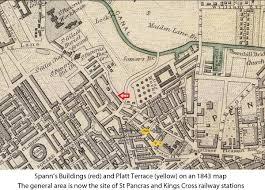 St Pancras Floor Plan Spann U0027s Buildings U0026 Platt Terrace