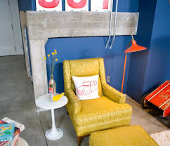 celebration upholstered accent chairs with arms tags mustard