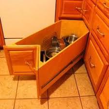 Kitchen Corner Cabinets Options by Corner Base Kitchen Cabinet Options Home Ideas Pinterest