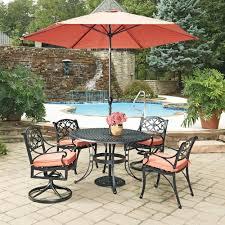 Black Patio Furniture Sets - metal patio furniture black patio dining sets patio dining