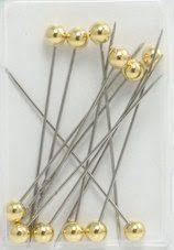corsage pins teardrop gold corsage pins kit kraft