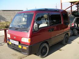 subaru microvan 1990 subaru sambar dias pics 0 7 gasoline cvt for sale