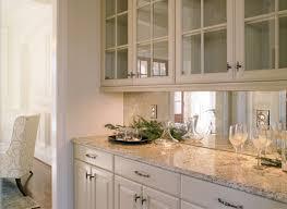 kitchen backsplash mirror antique mirror backsplash in butler s pantry friddle and company