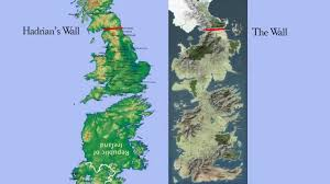 Map Of England And Ireland by Game Of Thrones U0027 Westeros Is The Uk And Ireland Upside Down Youtube