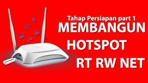 membuat rt rw net membangun jaringan hotspot rt rw net tahap persiapan part 1 youtube