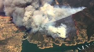 Wildfire Near Reno by Wildfire Near Napa Valley Burns 6 900 Acres As Weather Conditions