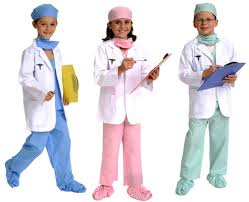 diy children u0027s doctor costume doctor costume doctor coat and