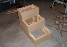 diy dog stairs for bed stair design