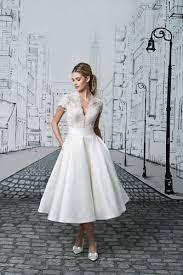 justin wedding dresses timeless tea length wedding dresses justin