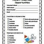 blank volunteer schedule template free excel download templatezet