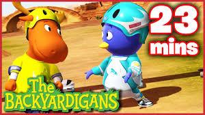 backyardigans magic skateboard ep 75
