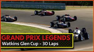 porsche 918 rsr binary grand prix legends watkins glen iracing youtube