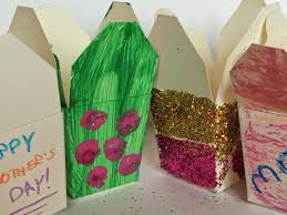 mini monets and mommies mother u0027s day kids u0027 craft with plants