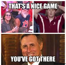 Iron Bowl Memes - i hate gary home facebook