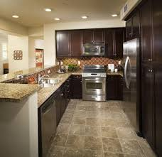 Stone Kitchen Flooring by Here U0027s A Gallery Of Linoleum Flooring Images Linoleum Kitchen