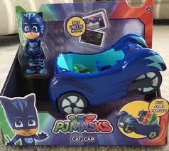 pj masks cat car gekko mobile owl glider 3 vehicle matching