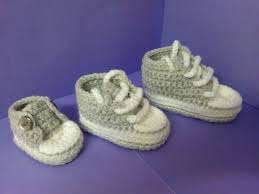 pattern crochet converse slippers new how to increase sizes with my easy crochet converse style