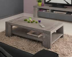 fantastic grey wood coffee tables in home interior design models