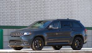 2018 Jeep Grand Cherokee Trackhawk Savage On Wheels