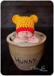 hunny winnie pooh baby cute newborn