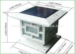 low voltage vinyl fence post lights low voltage post lights outdoor arhidom info
