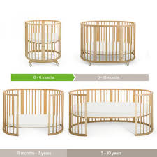 Stokke Mini Crib Stokke Sleepi System With Organic Mattress