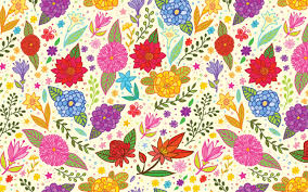 Pattern Wallpaper Vector Flower Pattern Wallpaper Hd Download High Quality
