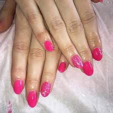 acrylic nails designs pink how you can do it at home pictures