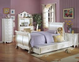 Twin Bedroom Furniture Set by White Twin Bed