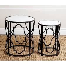 round nesting coffee table shelby knox