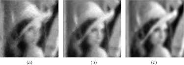 Blind Image Deconvolution Comparison Of Bispectrum Multiframe Blind Deconvolution And