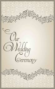 wedding bulletins templates wedding bulletins templates images exle resume ideas