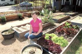 grass valley house promotes turning lawns into gardens theunion com