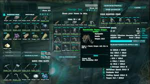 Ark Blueprint List Possible Weapon Blueprints On Se General Ark Official