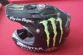 monster helmet motocross cool custom helmets of the stars moto related motocross forums