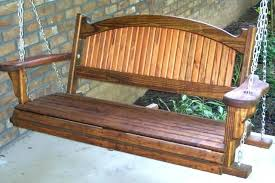 hanging porch swing plans green and white porch swing bed plans