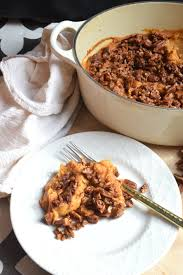 paleo sweet potato casserole healthy thanksgiving side nesting