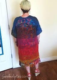 kimono repeat pattern things to make crochet kimono cardigan sarahndipities