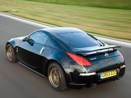 nissan 350z year to year changes 2006 nissan 350z gt s concept supercars net