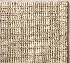 Pottery Barn Wool Jute Rug Chunky Wool Jute Rug Pottery Barn I Fiber