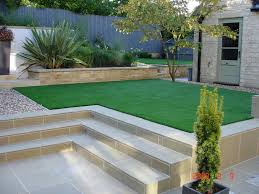 Fake Grass For Backyard by Low Maintenance With Artificial Grass Astro Turf Garden